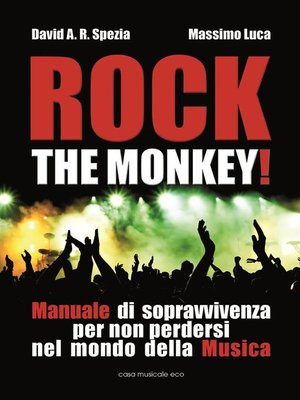 cover image of Rock the monkey!
